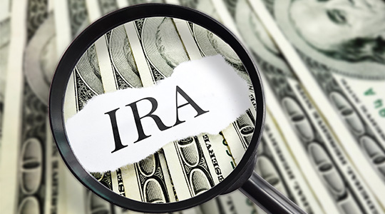 BENEFITS OF A ROTH IRA IN A SLOW MARKET