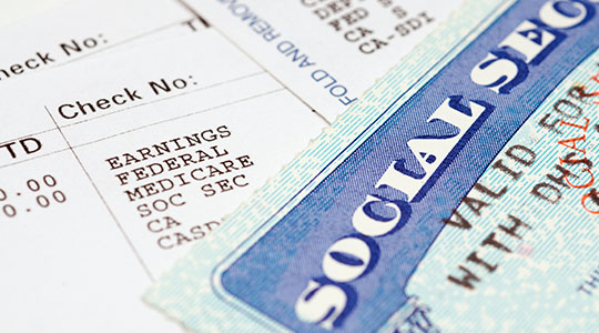 SOCIAL SECURITY WAGE BASE INCREASES TO $132,900 FOR 2019
