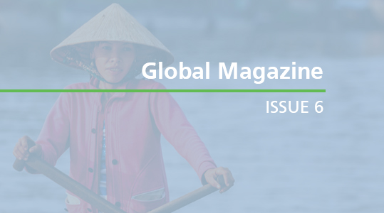 UHY GLOBAL MAGAZINE ISSUE 6: RIPE FOR DISCOVERY - CHANGING TASTES IN GLOBAL TOURISM