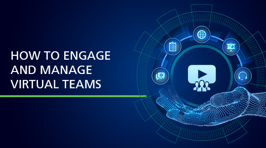 MANAGING VIRTUAL TEAMS WEBINAR