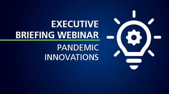 PANDEMIC INNOVATIONS